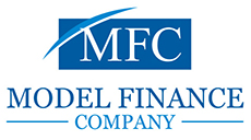 Model Finance Company Logo